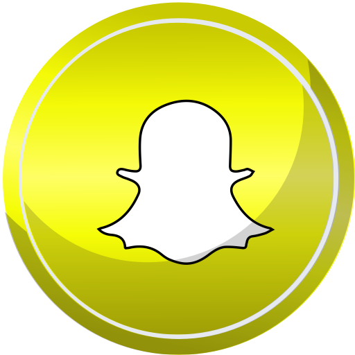 media Contact web Social Snapchat icon