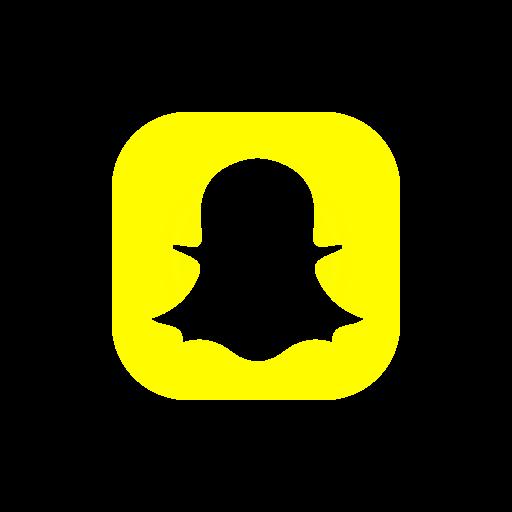Snapchat snapchat logo bell Logo icon