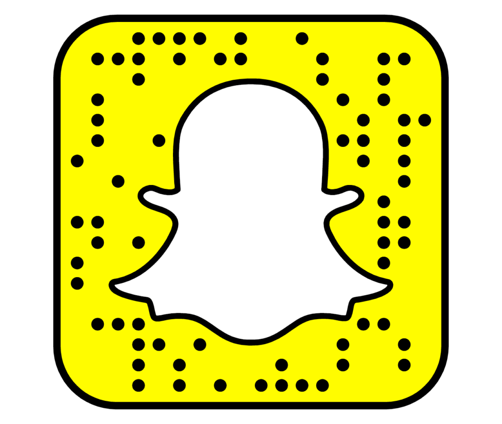 Library of snapchat logo jpg freeuse library transparent