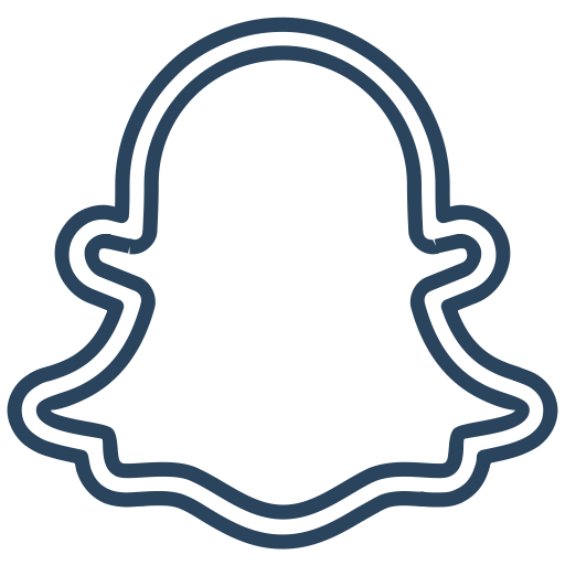 Chat photo App Ghost snapchat icon icon