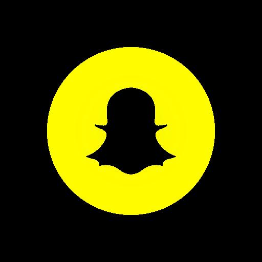 snapchat logo Logo Label Ghost icon