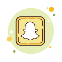 Snapchat Icons  Free Download PNG and SVG in 2020