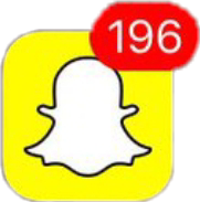 Snapchat Notifications Png  Snapchat logo Snapchat icon