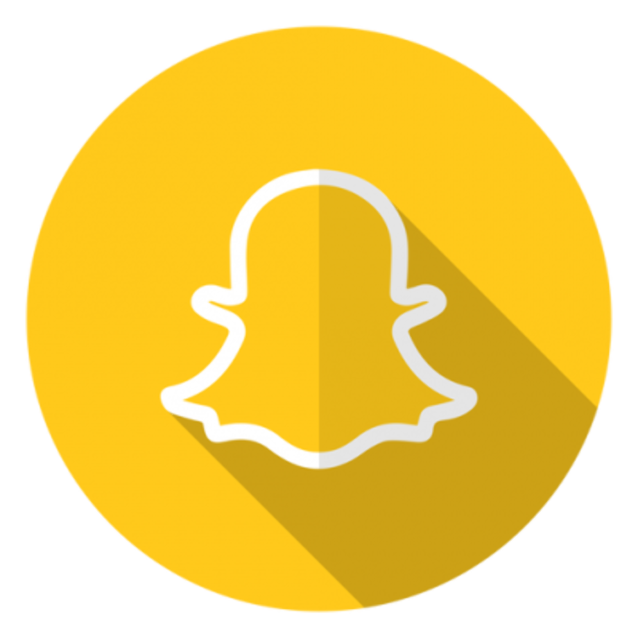 Download High Quality snapchat logo transparent circular