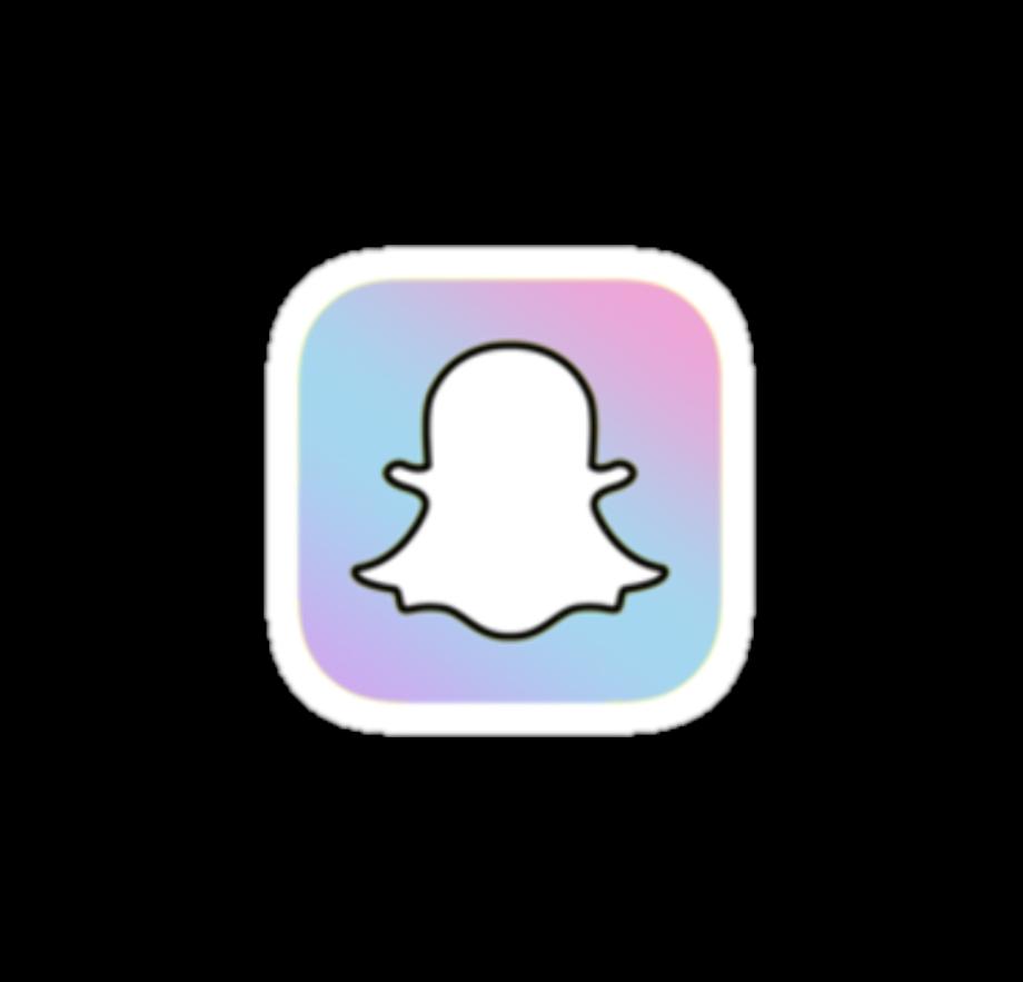 Download High Quality snapchat logo transparent purple