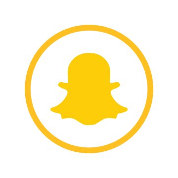 Snapchat Logo PNG Images  Vector and PSD Files  Free