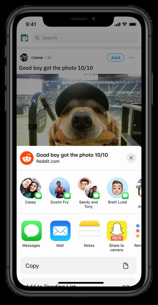 New Snapchat Integration Enables Direct Sharing of Reddit