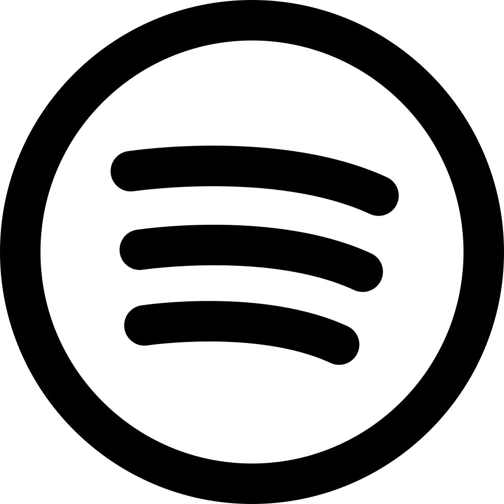 Spotify Logo Svg Png Icon Free Download 24128