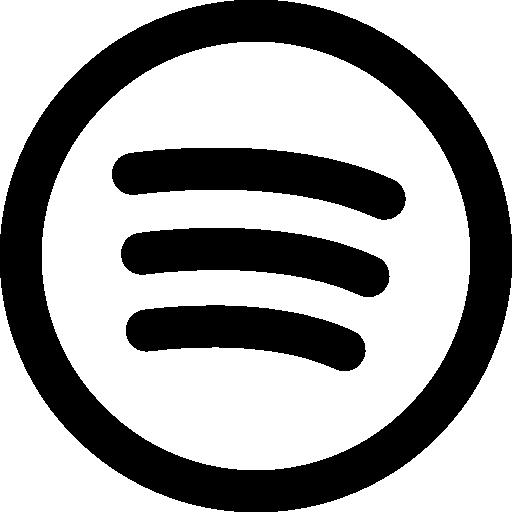 Spotify logo  Free Icon
