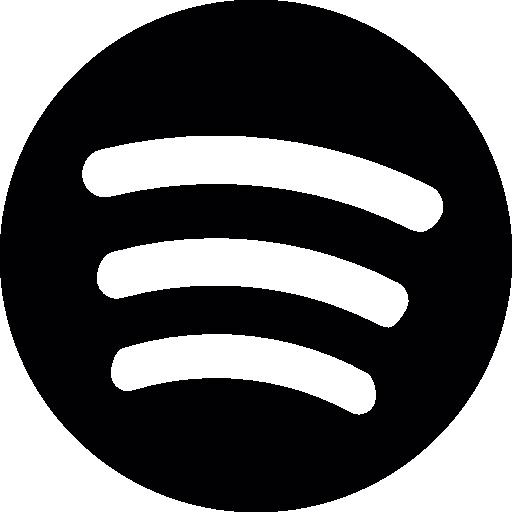 Spotify rondure  Icono Gratis