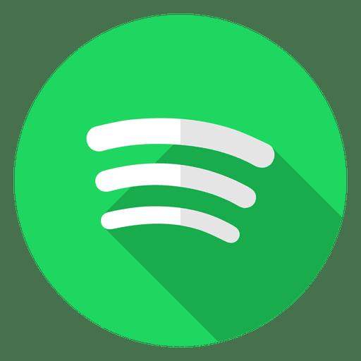 Logotipo do ícone Spotify  Baixar PNGSVG Transparente
