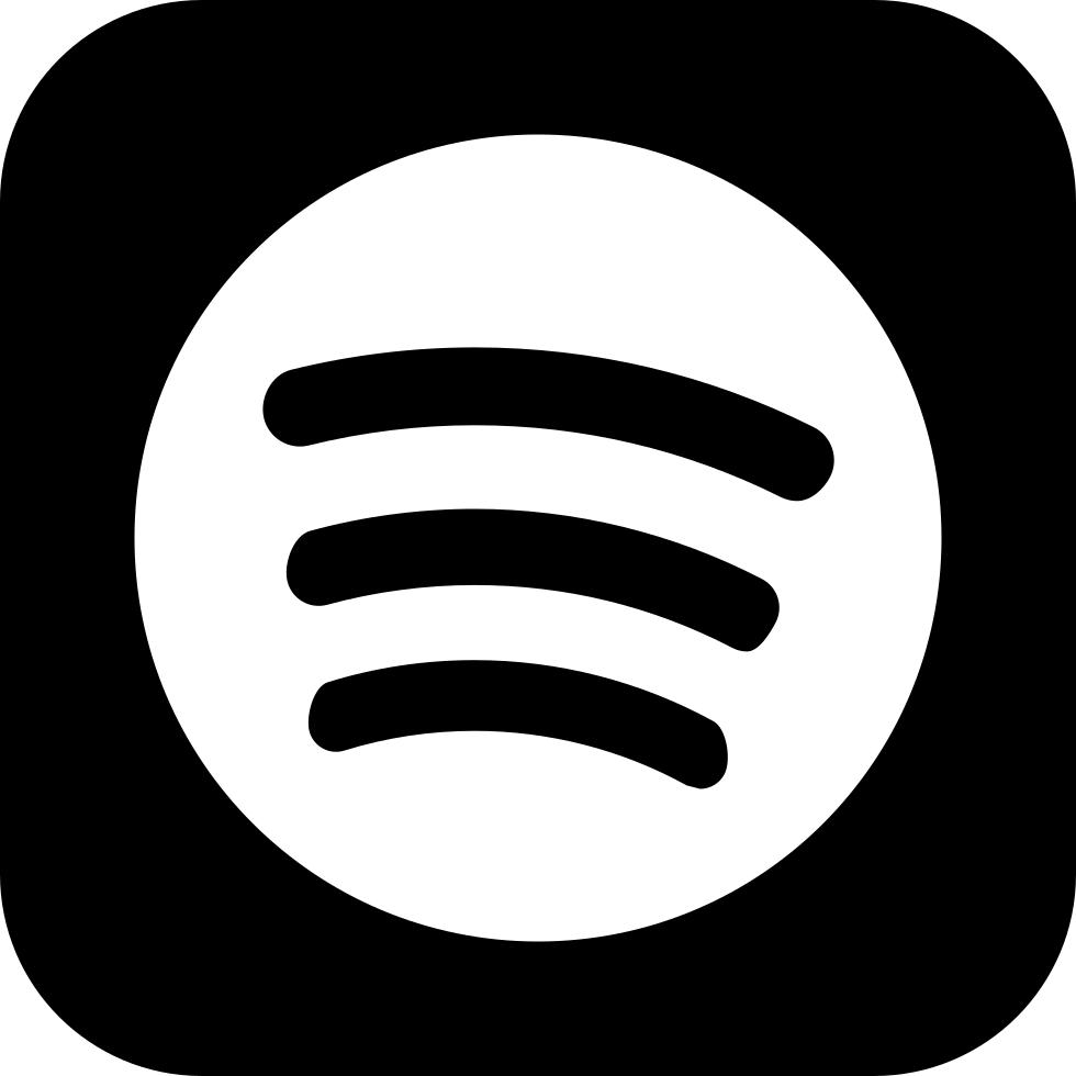 Download Spotify Logo Button Vector  Spotify White Logo