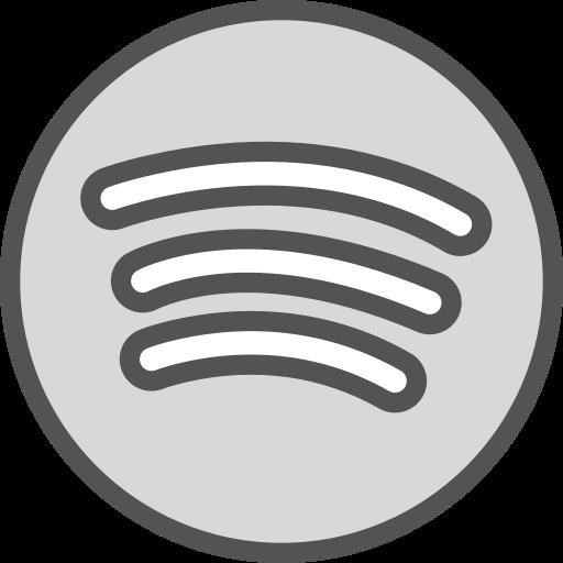 Icono Spotify sociales red marca logo Gratis de