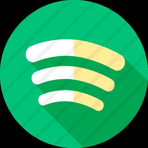 Spotify  Free music icons