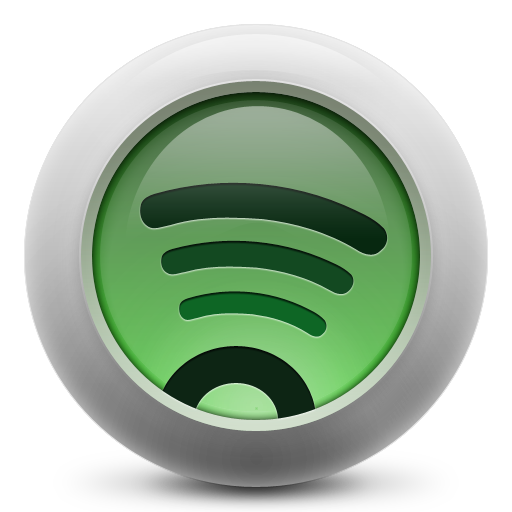 Spotify Icon  iTunes X and Extras Iconset  emey87
