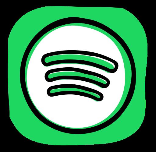 music playlist Spotify Band songs Social radio