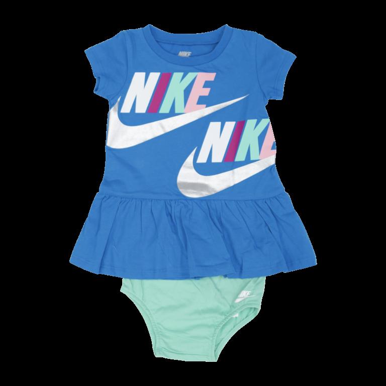 Nike Dress Logo 2 Piece Set BlueTeal 06 6259 03H  Sam
