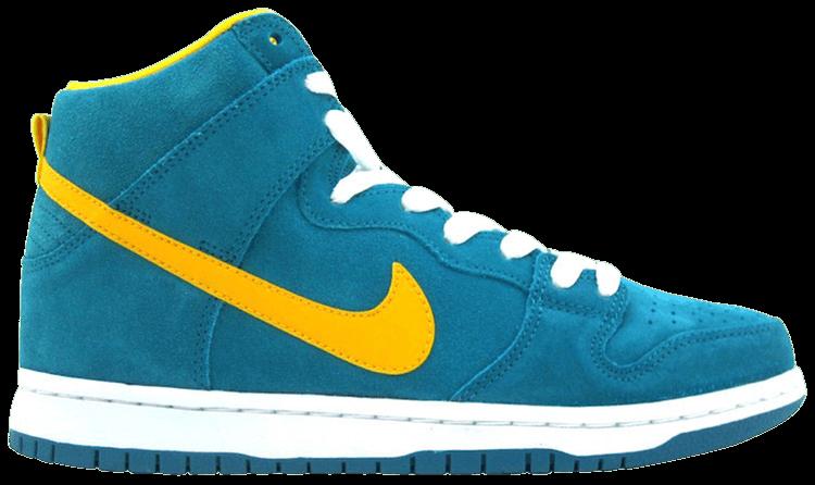 Dunk High Pro SB Tropical Teal  Nike  305050 371  GOAT