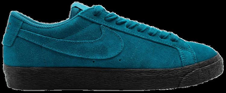 Zoom Blazer Low SB Geode Teal  Nike  864347 300  GOAT
