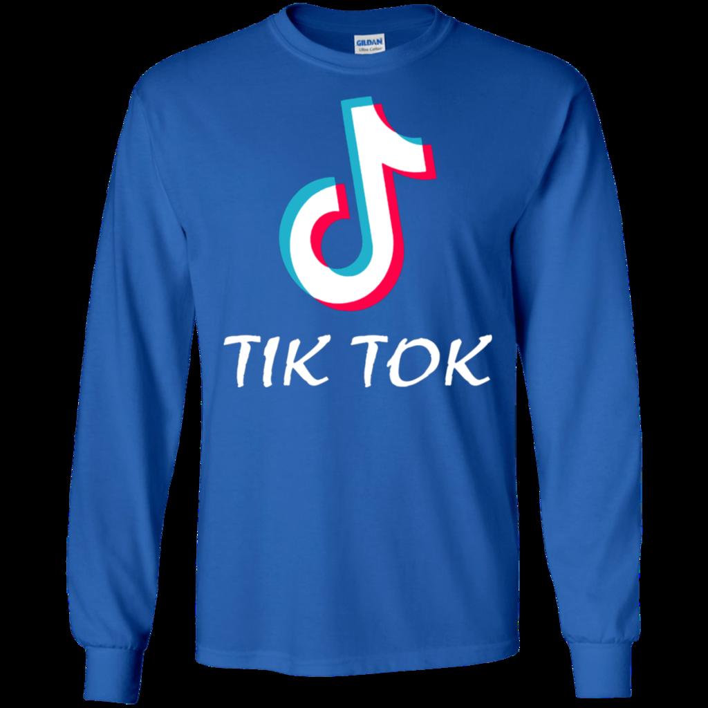 AGR Tik Tok 4 Long Sleeve TShirt  AGREEABLE