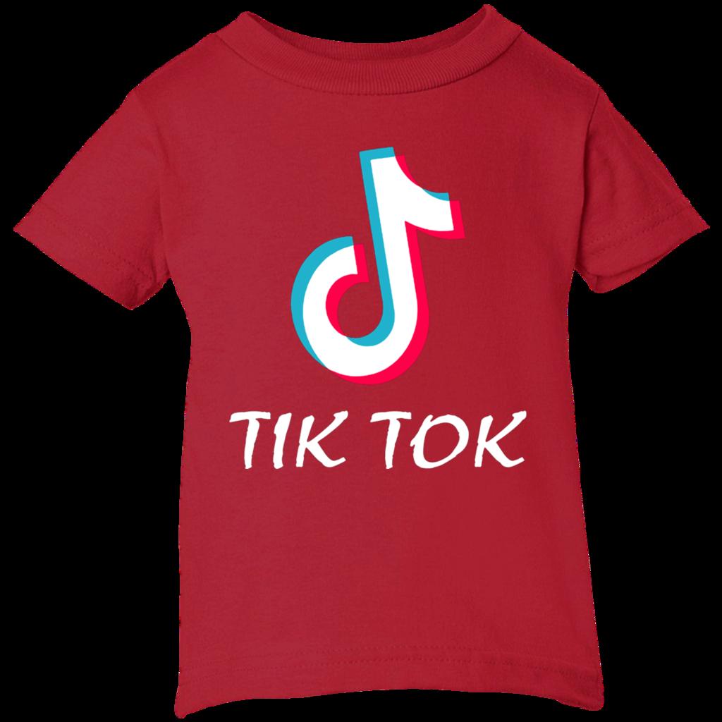 AGR Tik Tok 4 Infant Short Sleeve TShirt  AGREEABLE