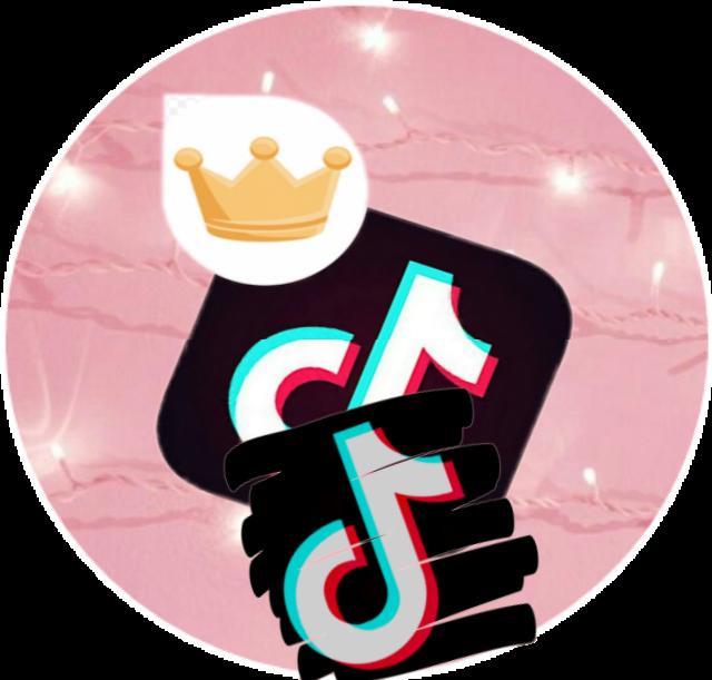 Tiktok Logo Pink