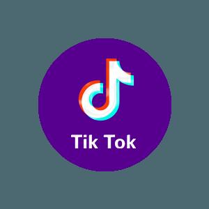 Tick Tock Logo Transparent