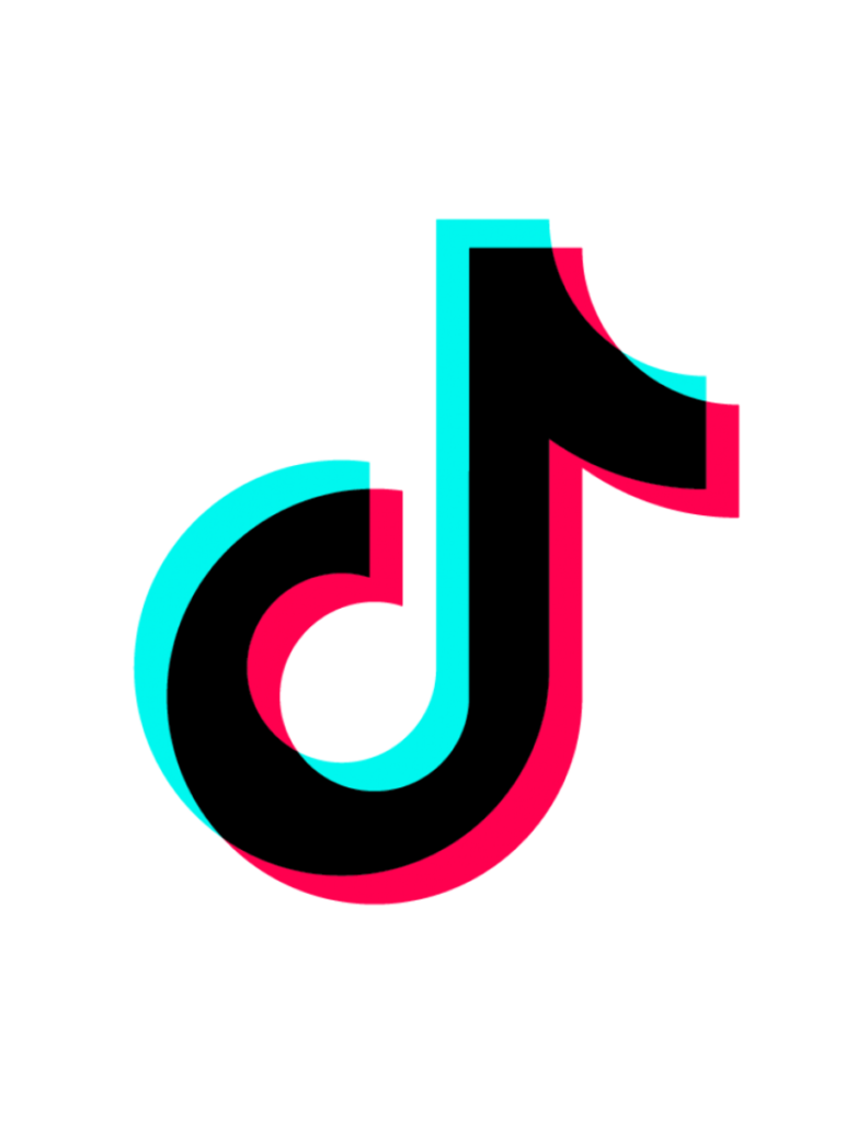 Tiktok logo  Free Cliparts  PNG  Tiktok logo Tiktok