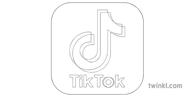 View Tiktok Icon Aesthetic White And Black PNG