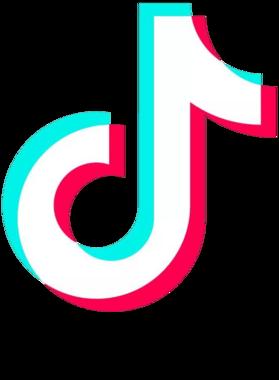 Tik Tok Mobile App Icon Logo T Shirt