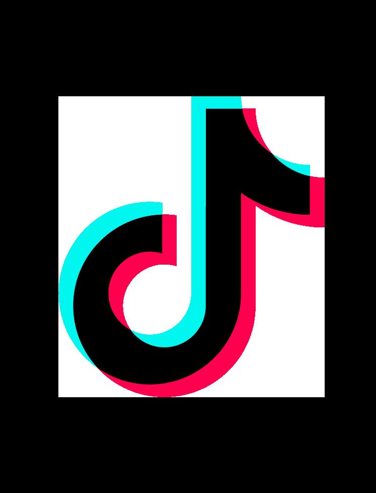 Tik Tok Logo PNG Image  Youtube logo Logo sticker Tok