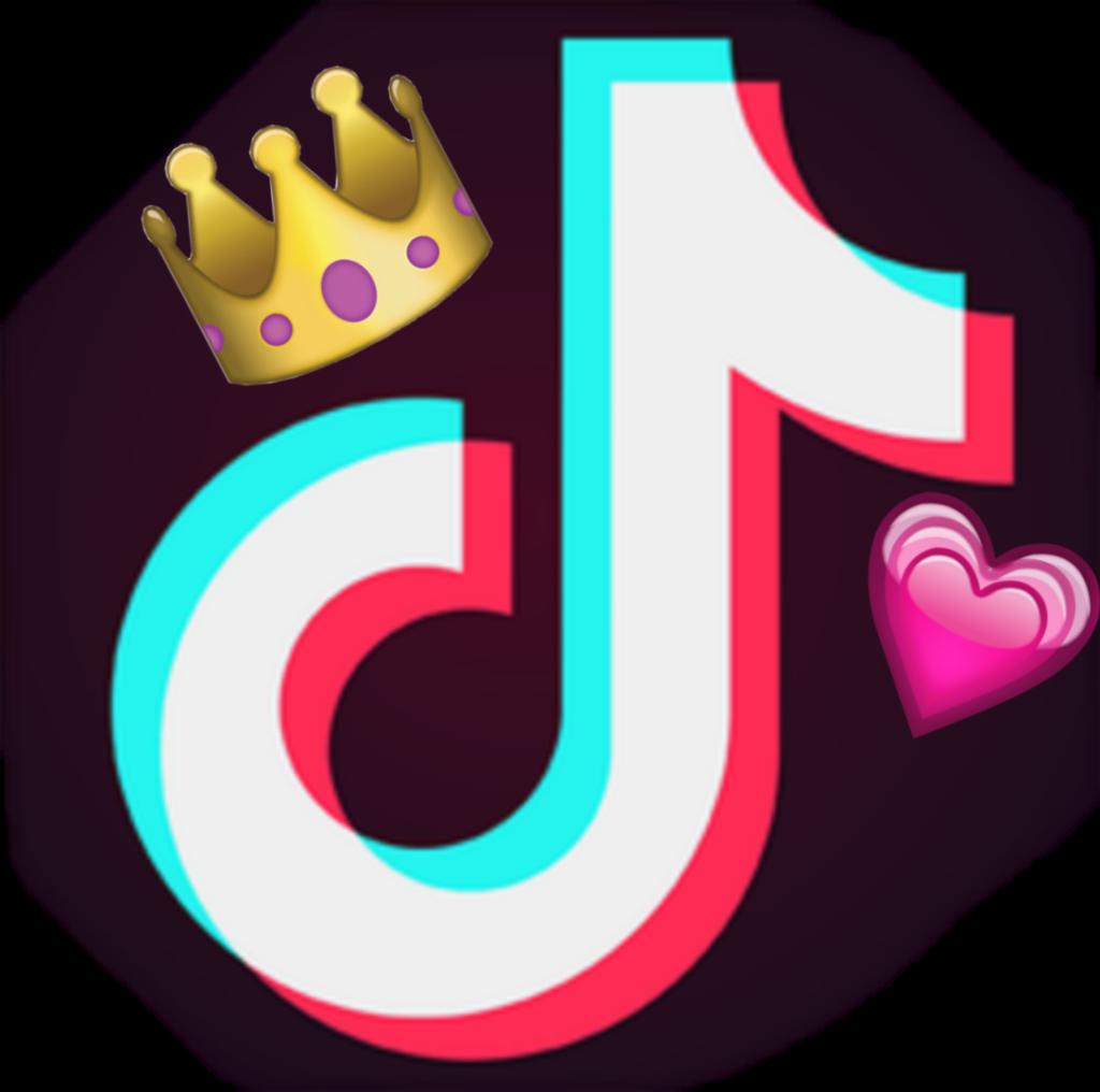 tiktok crown hearth  Sticker by Karolina