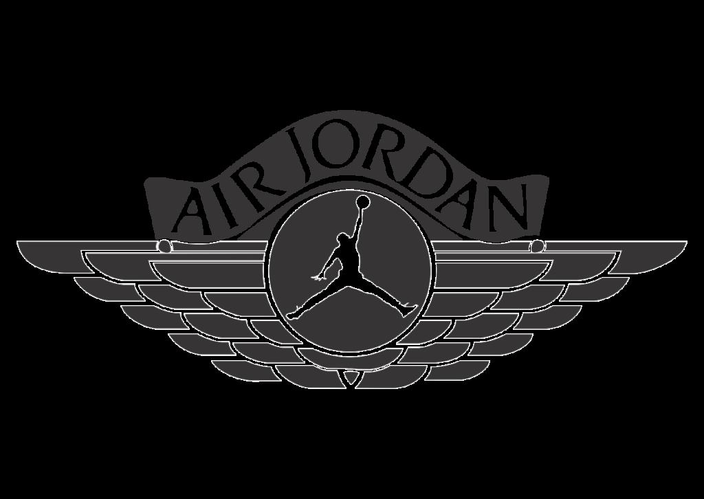 Air Jordan Logo Vector  Jordan logo Jordan logo