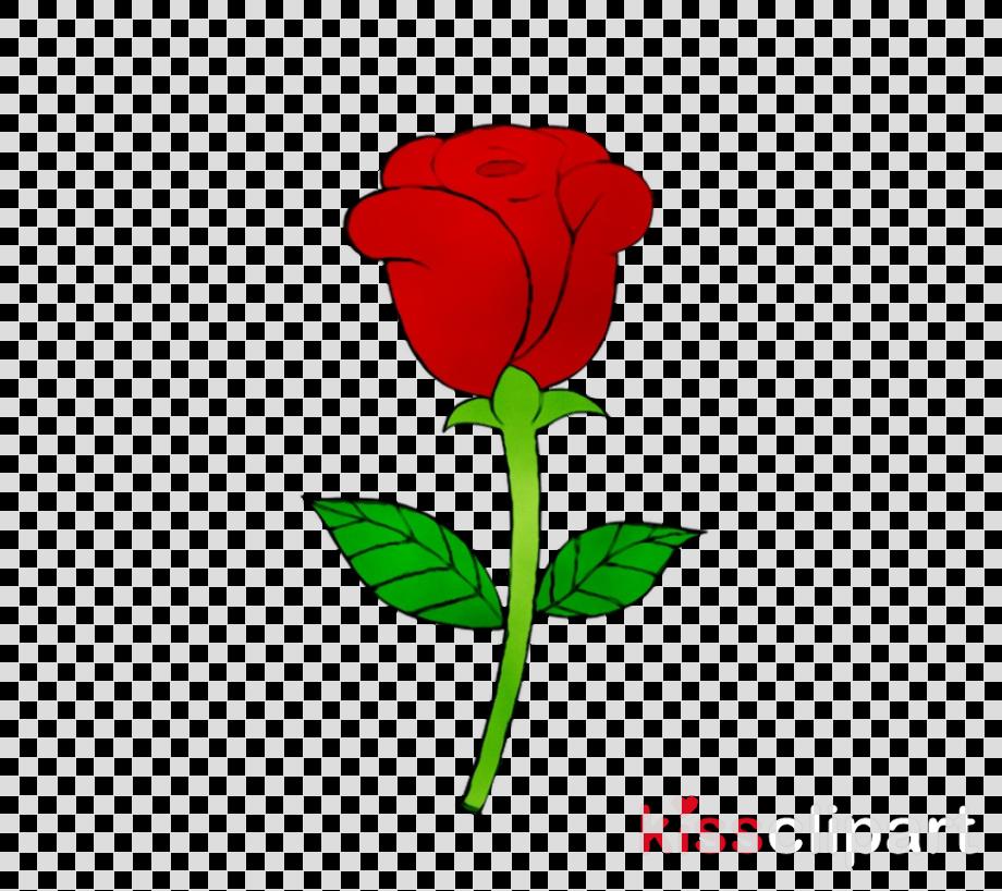 Download High Quality rose transparent cartoon Transparent