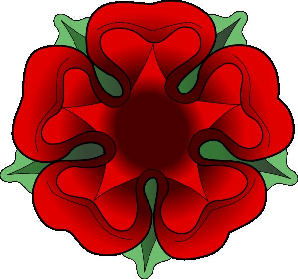 Tudor Rose Clip Art at Clkercom  vector clip art online