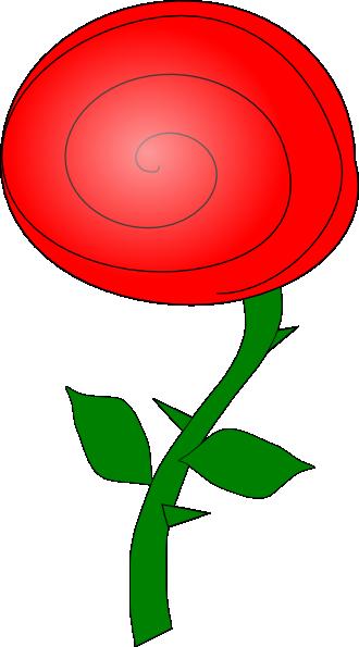 Rose Flower clip art 115156 Free SVG Download  4 Vector