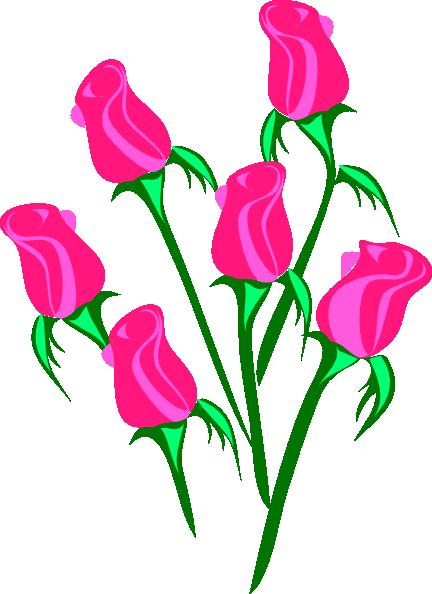 Roses clip art 107681 Free SVG Download  4 Vector