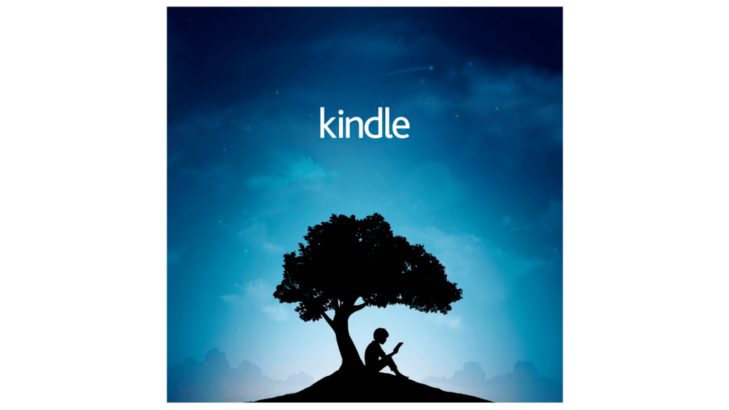 Amazon Kindleロゴ  含義歷史和PNG