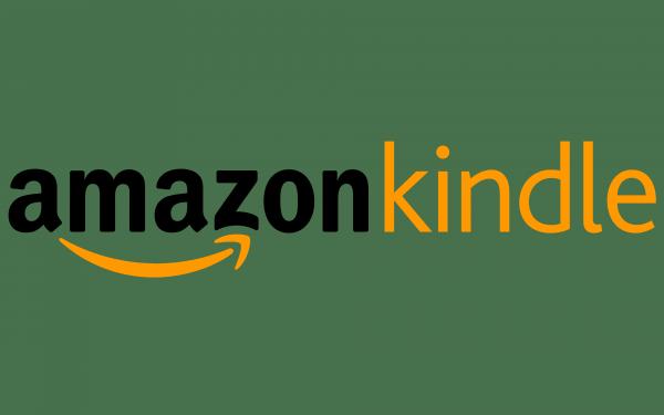 Logo AMAZON KINDLE valor histria png vector