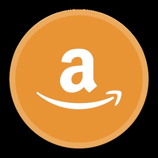 Amazon Icon  Button UI  Requests 15 Iconset  BlackVariant