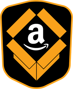 Amazon Logo Vector SVG Free Download
