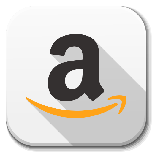 Apps Amazon Icon  Flatwoken Iconset  alecive