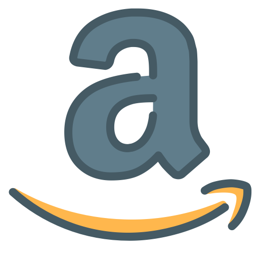 Amazon logo icon  Free download on Iconfinder