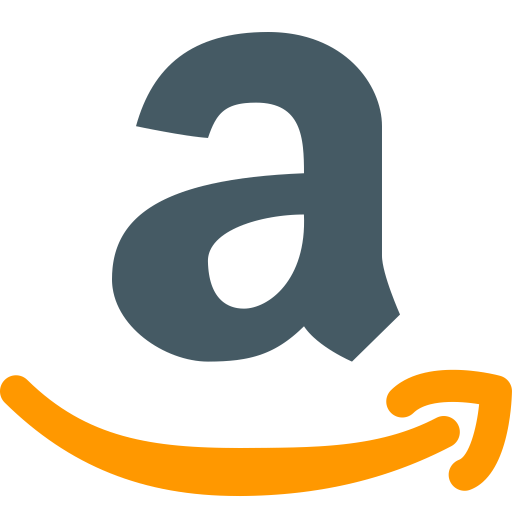 Amazon Logo Icon of Flat style  Available in SVG PNG