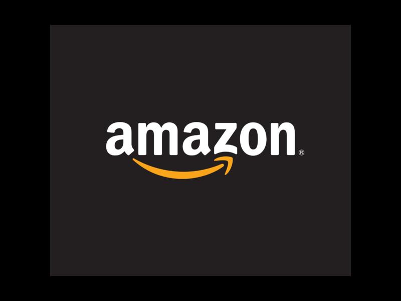 Amazon dark Logo PNG Transparent  SVG Vector  Freebie Supply