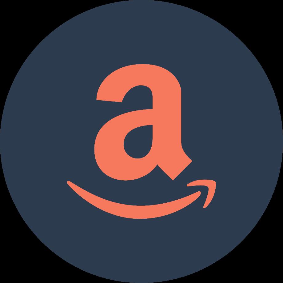 Download High Quality amazon smile logo circle Transparent ... - Amazon Smile Logo Graphics