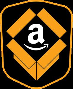 Amazon Logo Vector at Vectorifiedcom  Collection of