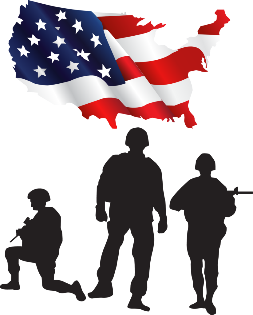 United States Soldier Salute Clip art  American soldiers
