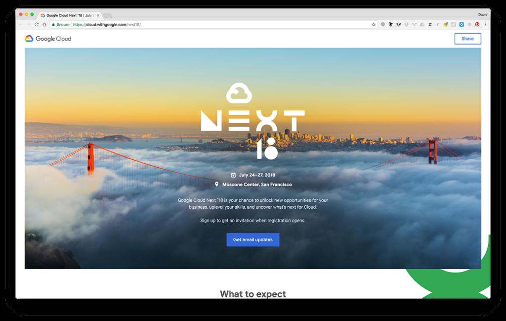 Google Cloud  Next Logo Animation on Behance