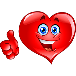 Love Emoticons for Facebook Timeline Chat Email SMS